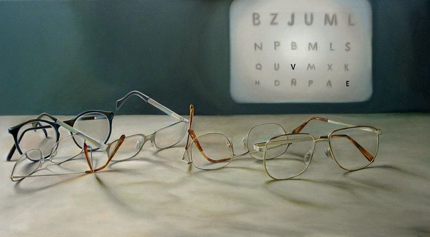 glasses online display
